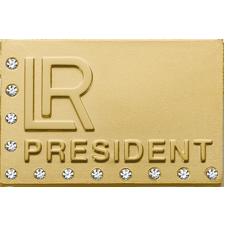 Karrierestufe Präsident