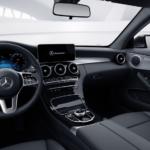 LR Mercedes C 200 Coupe innen 1 ab KS Orgaleiter