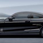 LR Mercedes C Coupe ab KS Orgaleiter