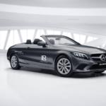 LR Mercedes C200 Cabrio Front ab KS Orgaleiter
