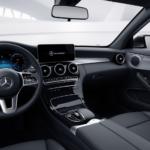 LR Mercedes C200 Cabrio innen 1 ab KS Orgaleiter