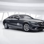 LR Mercedes C200 Coupe Front ab KS Orgaleiter