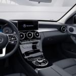 LR Mercedes C200 T Modell innen 1 ab KS Orgaleiter