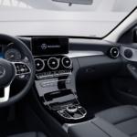 LR Mercedes C200 innen 1 ab KS Orgaleiter