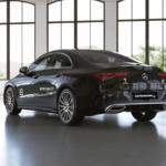 LR Mercedes CLA Coupe Heck ab KS Orgaleiter